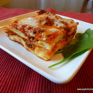 Ground Beef Ravioli Filling Recipes