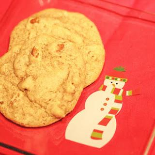Whole Wheat Brown Sugar Pecan Cookies