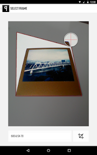 Impossible Project- screenshot thumbnail