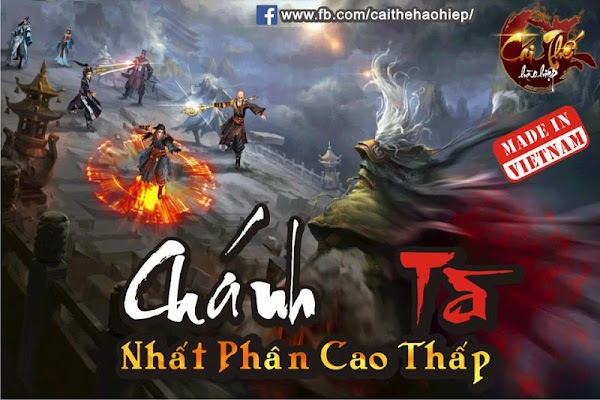Game kiem hiep cua nguoi Viet - screenshot