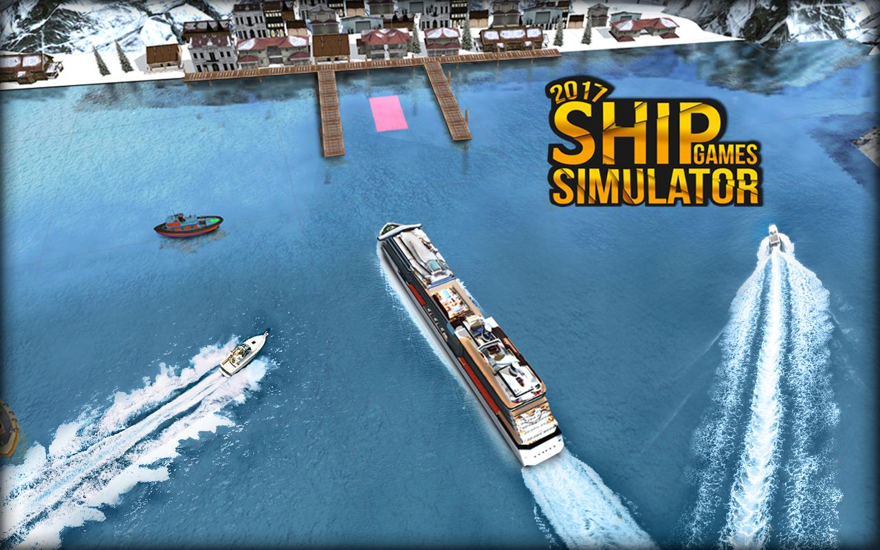 Ship Games Simulator- screenshot