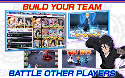 BLEACH Brave Souls APK screenshot thumbnail 17