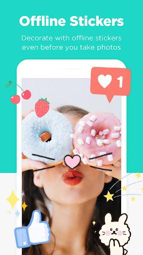 Candy Camera - selfie, beauty camera, photo editor  screenshots 5