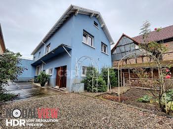 maison à Entzheim (67)