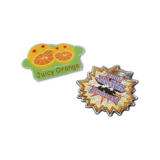 Lapel Badge Printed Full colour