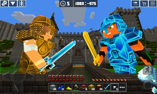 Multicraft: Block Craft Mini World 3D apkdebit screenshots 6