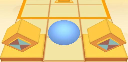 (APK) لوڈ، اتارنا Android/PC/Windows کے لئے مفت ڈاؤن لوڈ کھیل Scrolling Ball in Sky: casual rolling game screenshot