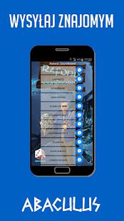 Rafonix Soundboard - náhled