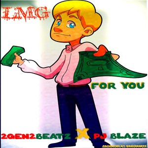 Cover Art for song For you