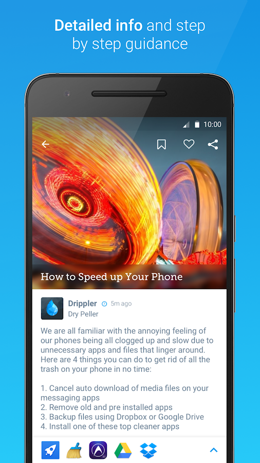 Drippler - Android Tips & Apps- screenshot