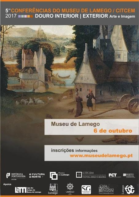 Arte e Imagem no Douro em debate nas Conferências do Museu de Lamego/CITCEM