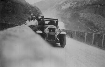 Photo: Andermatt 1932