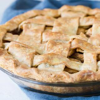 Brown Butter Pie Crust.