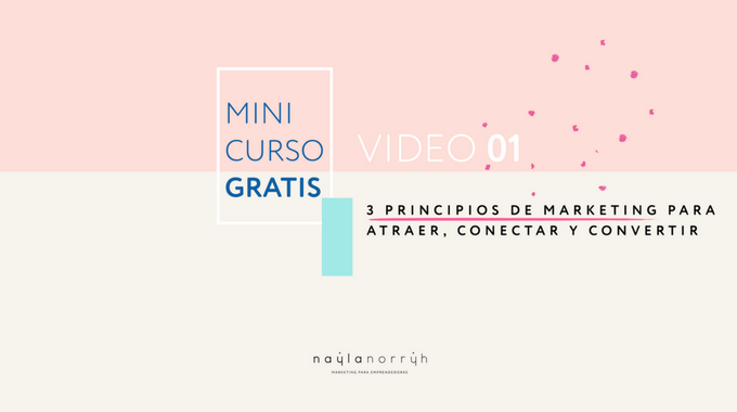 Mini Curso Gratis Video 01