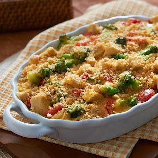 Cheddar Broccoli & Chicken Casserole.