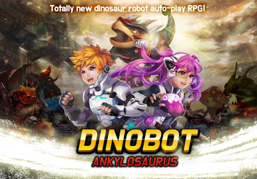 玩免費休閒APP|下載Dinobot: Ankylosaurus app不用錢|硬是要APP
