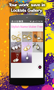 Stylish Name Maker Free- screenshot thumbnail