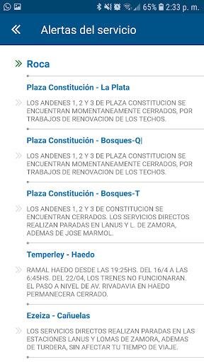 Trenes Argentinos 4.1.1 Screenshots 2