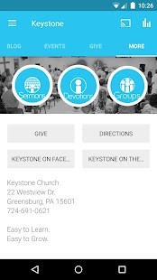 Keystone Church- screenshot thumbnail