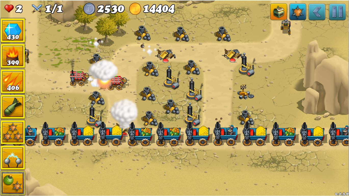 Defense Of Greece TD- screenshot