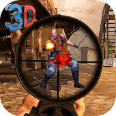 Commando Sniper Killer 3D