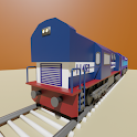Indian Train Race icon