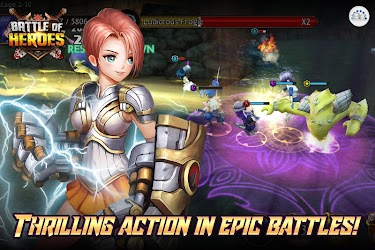 Battle of Heroes 10.61.38 MOD [x50 Attack/Health/Speed] Apk 6