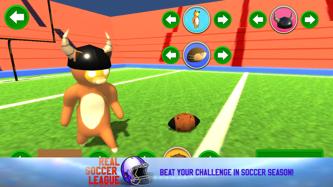 Real Soccer League- screenshot