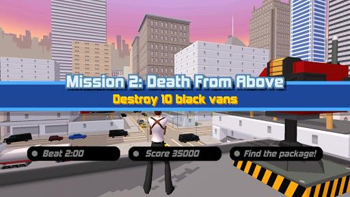 Télécharger Gangster crime | Vigilante mafia action game APK MOD 1