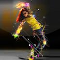 Dance Live Wallpaper 😎 Cool Hip Hop Backgrounds icon
