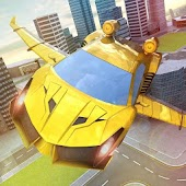 Sport Car Flying Simulator Pro Android APK Download Free By 3MenStudio