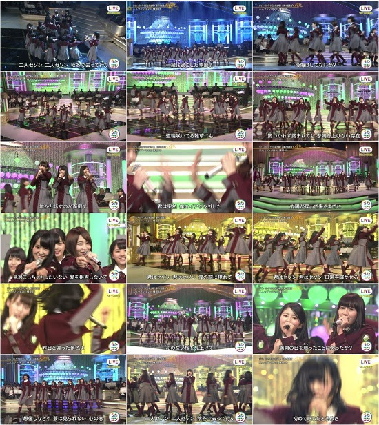 (TV-Music)(1080i) 欅坂46 Part – Utacon 161206