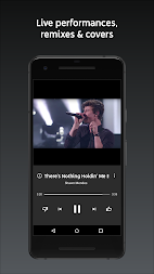 YouTube Music APK screenshot thumbnail 3