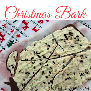 Chocolate Pretzel Bark Recipes