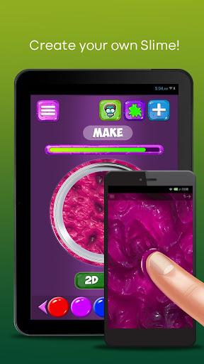 Crush DIY Slime Simulator 4.1 APK MOD screenshots 1