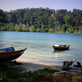 by Akshay Padhye - Landscapes Waterscapes ( akshayandaman )