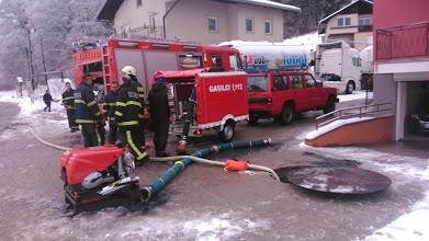 Photo: Voda v kleti - Zaboršt 3.2.2014