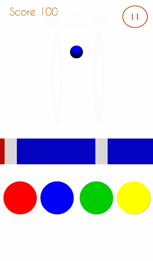 Match : Color ball game