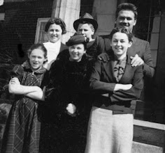 Photo: The six Plaunt children, from the oldest Marion to the youngest, Jean