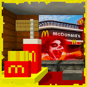 McDonald Mystery Map for MCPE APK for Bluestacks
