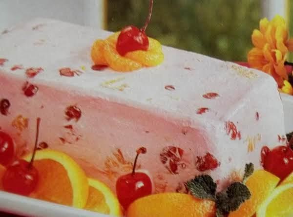 Frozen Cherry Salad Recipe
