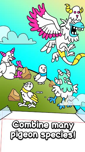 Pigeon Evolution - Merge & Create Mutant Birds 1.0.1 screenshots 3