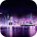 Amazing City Live Wallpaper icon