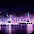 Amazing City : New York Beauty Live wallpaper free icon
