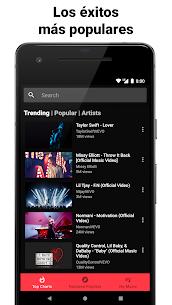 Música Gratis y Videos – Música de YouTube 1