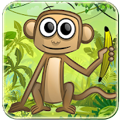 Cut Rope to Feed The Monkey