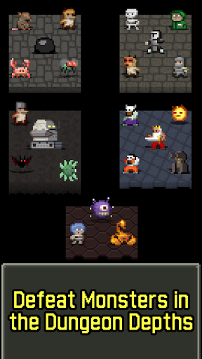 Shattered Pixel Dungeon: Roguelike Dungeon Crawler  screenshots 4