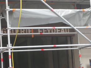 Photo: Na Rue St. Marc. Galerie Feydeau właściwie nie istnieje