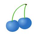 Blue-Cherries