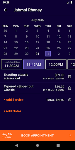 Live Chair Client App 3.0.1 screenshots 2
